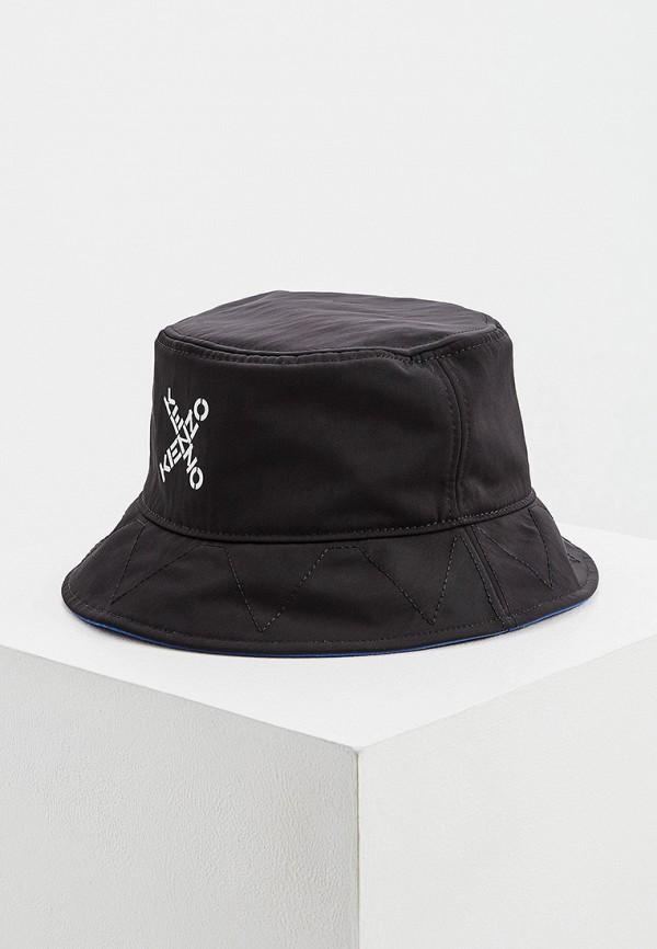 мужская панама kenzo, черная