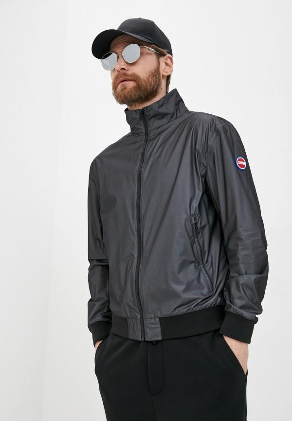 мужская куртка colmar, черная