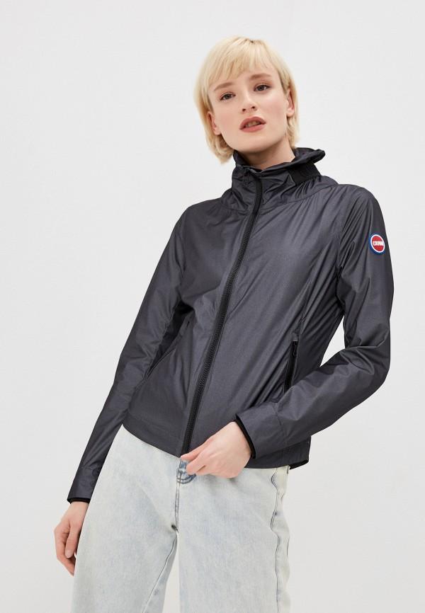 женская куртка colmar, серая