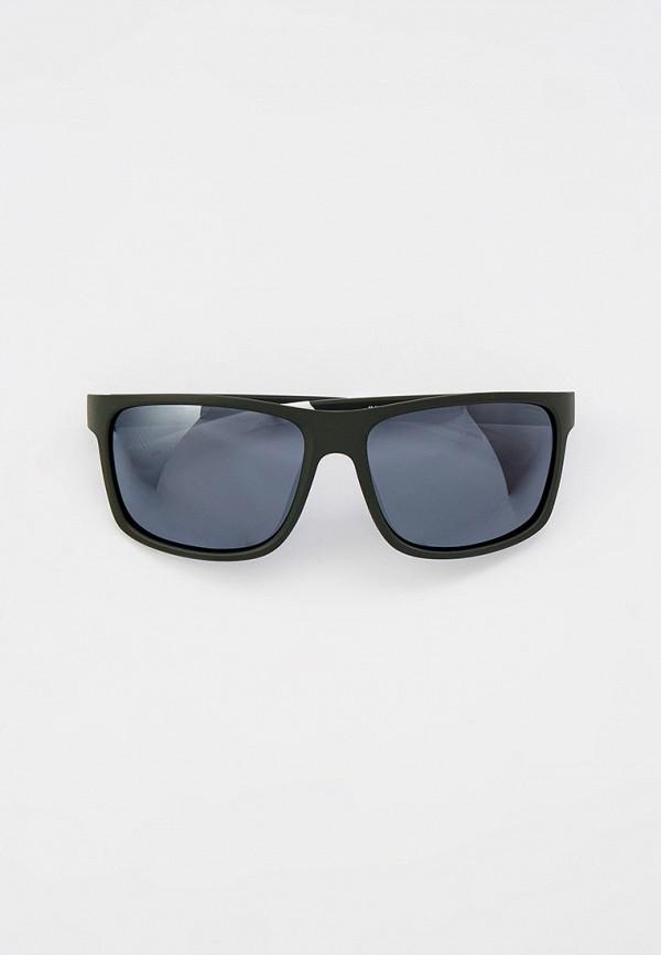 мужские солнцезащитные очки invu, зеленые