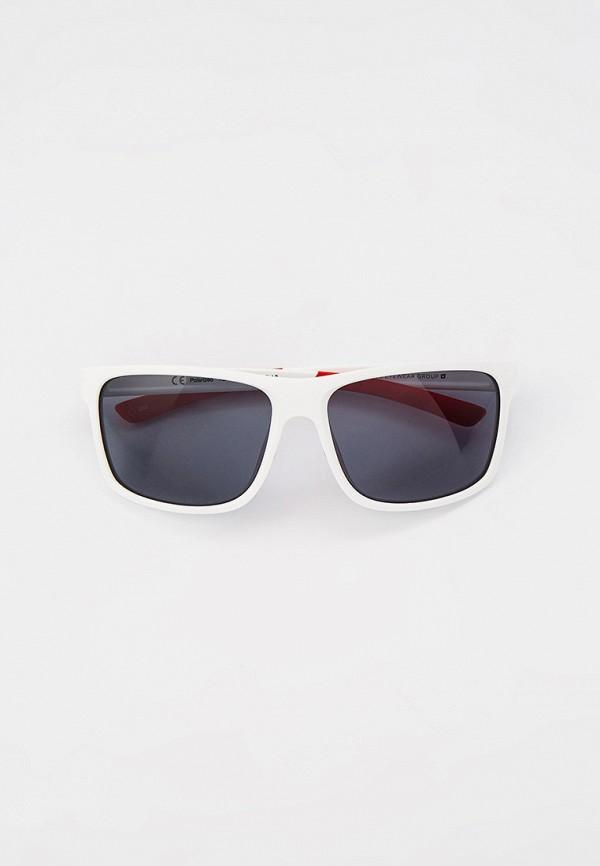 мужские солнцезащитные очки invu, белые