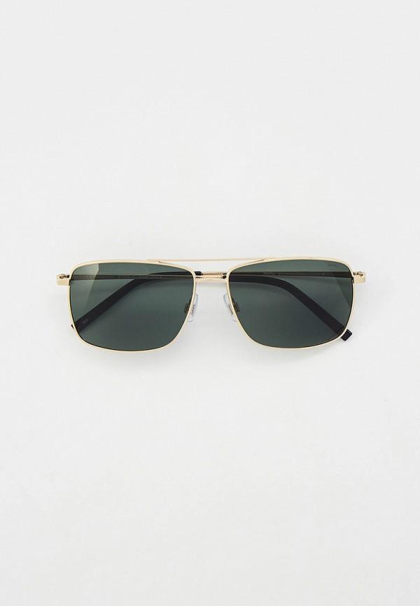 мужские солнцезащитные очки invu, золотые