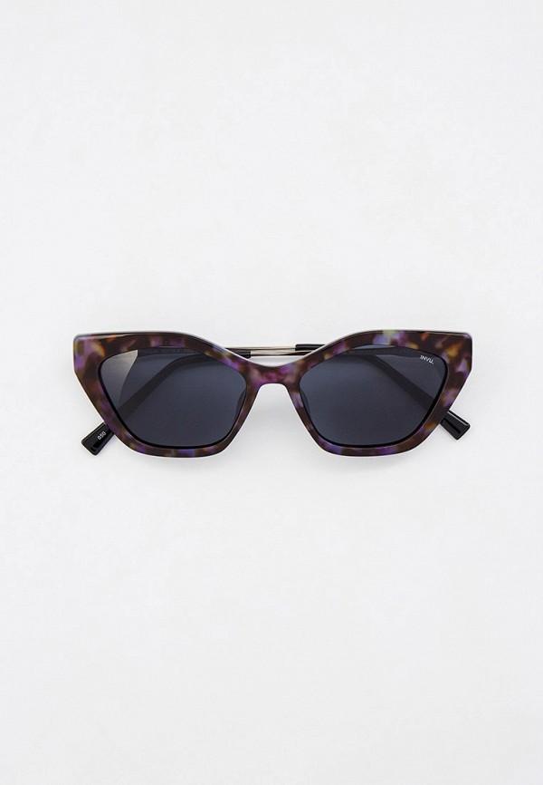 женские солнцезащитные очки invu, серые