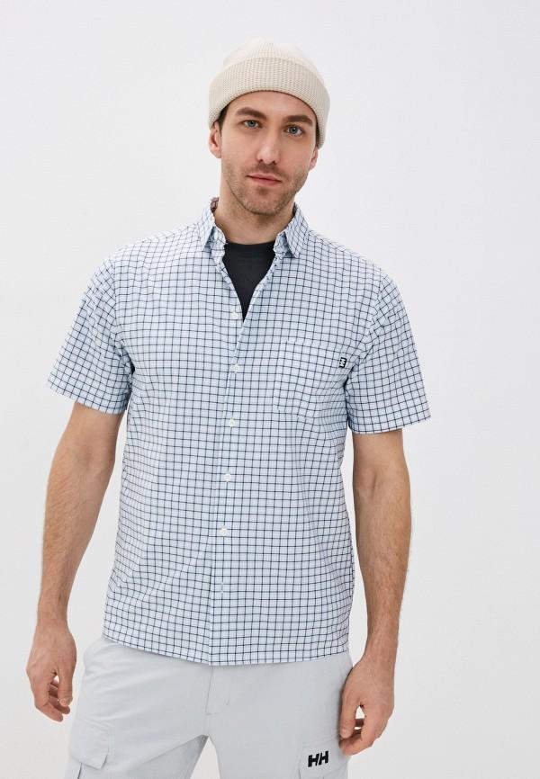 мужская рубашка helly hansen, белая