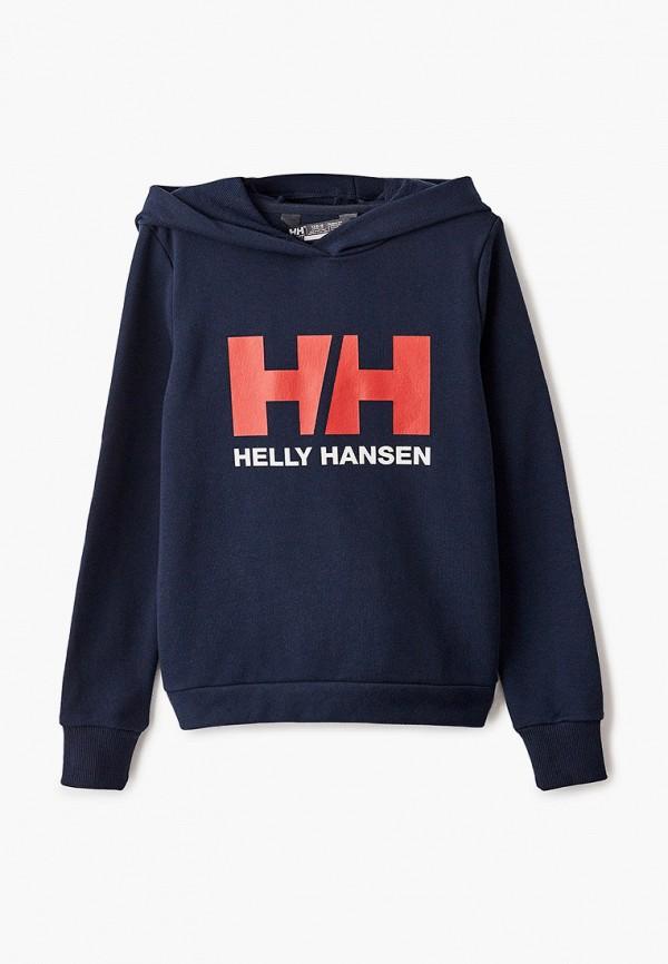 худи helly hansen малыши, синие