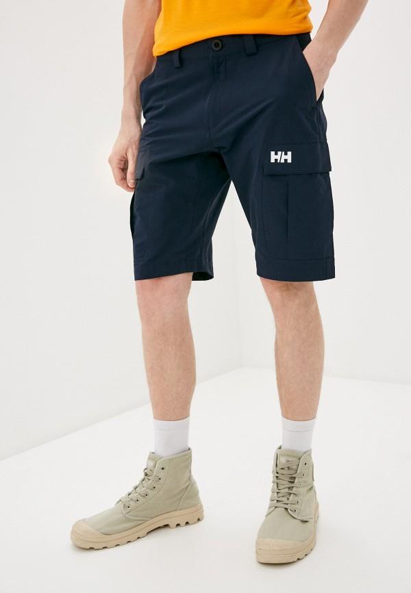 мужские шорты helly hansen, синие