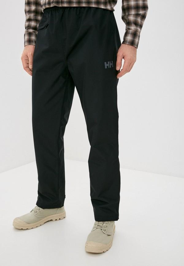мужские спортивные брюки helly hansen, черные