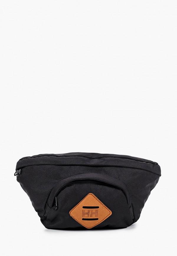 женская сумка helly hansen, черная