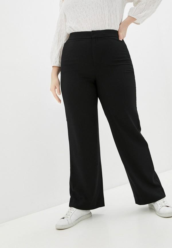женские прямые брюки banana republic, черные