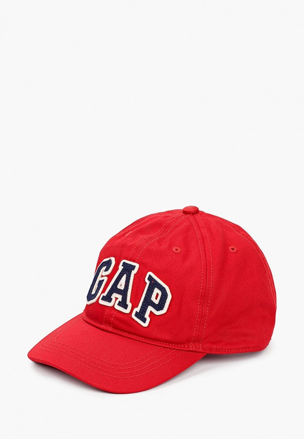 бейсболка gap для мальчика, красная