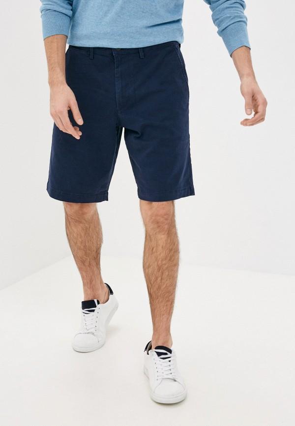 мужские шорты gap, синие