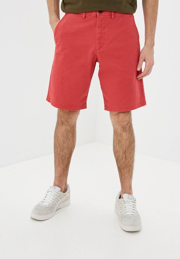 мужские шорты gap, красные