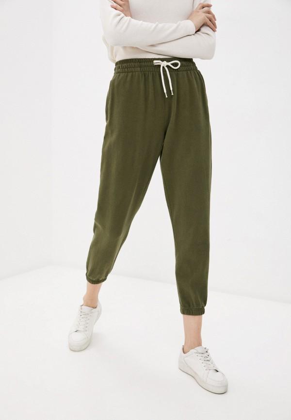 женские спортивные брюки gap, хаки