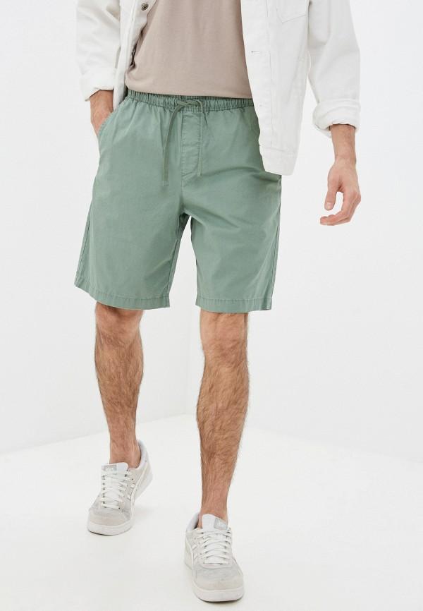 мужские повседневные шорты gap, зеленые