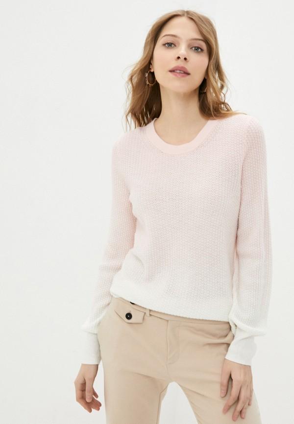 женский джемпер gap, розовый