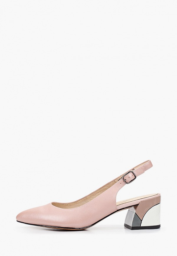 женские туфли rita bravuro, розовые