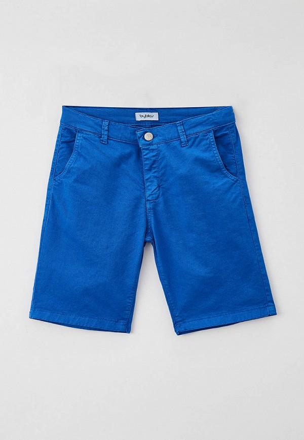шорты byblos для мальчика, синие