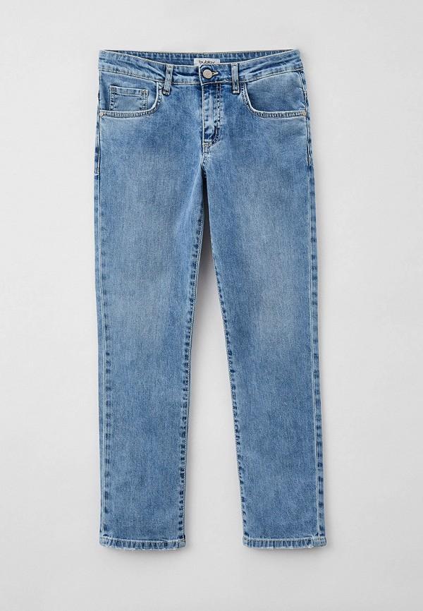 джинсы byblos для мальчика, голубые