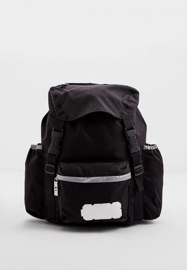 мужской рюкзак gcds, черный