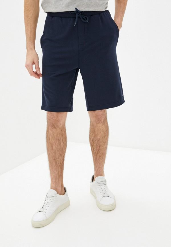 мужские шорты tommy hilfiger, синие