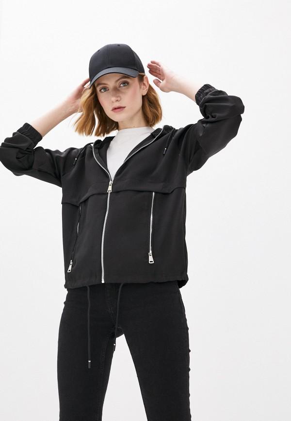 Куртка Adrixx Adrixx NR09-YFD003 черный фото