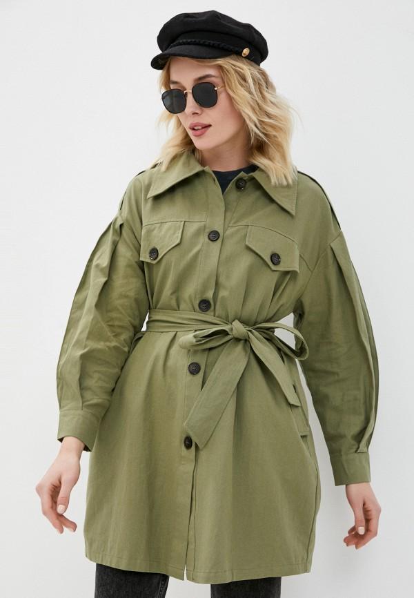 женская куртка b.style, хаки