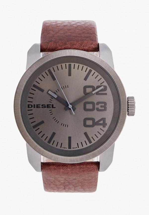 Часы Diesel коричневого цвета