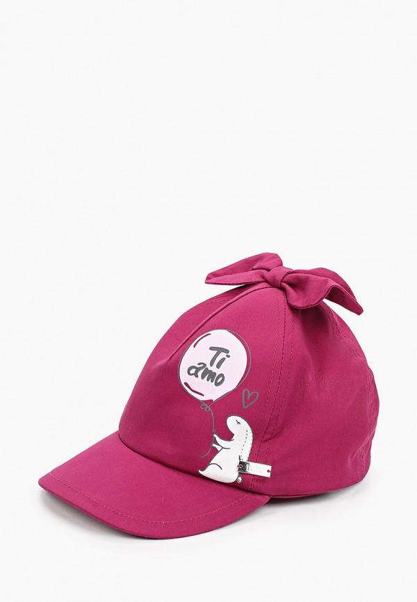 бейсболка tutu для девочки, фиолетовая