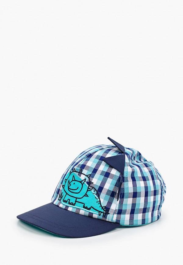 бейсболка tutu для мальчика, синяя