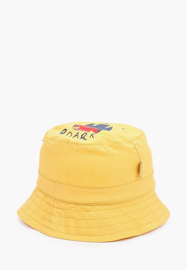 панама tutu для мальчика, желтая