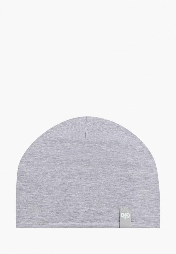 шапка tutu для мальчика, серая