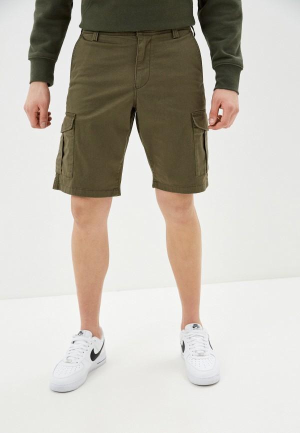 мужские повседневные шорты gant, хаки