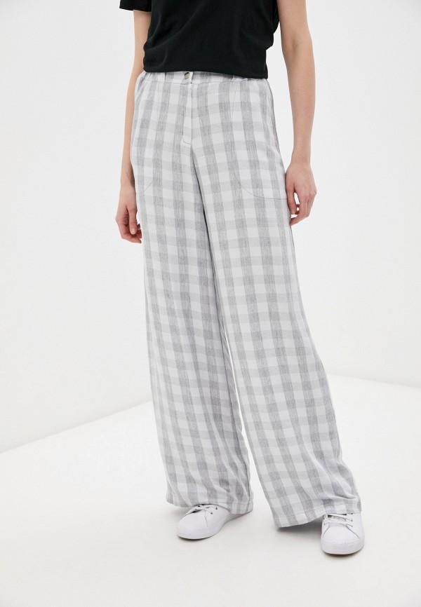 женские повседневные брюки adzhedo, серые