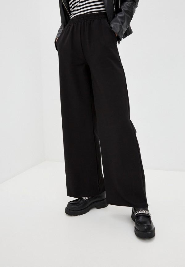 женские спортивные брюки hey look, черные