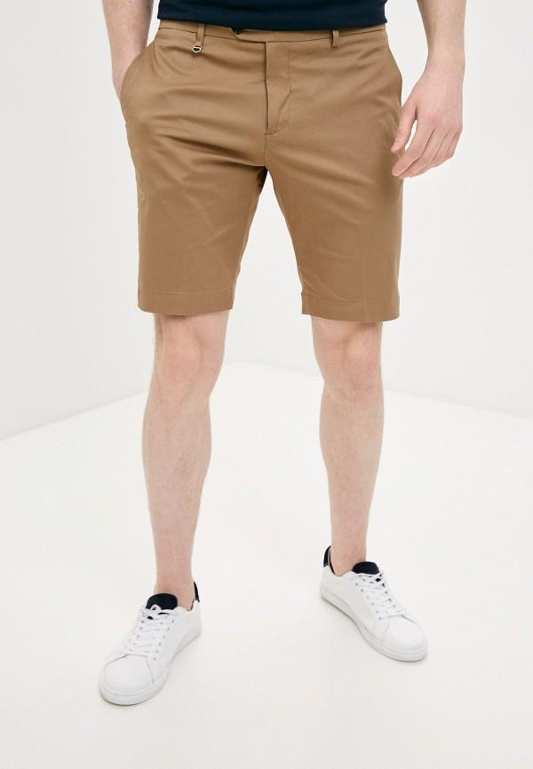 мужские повседневные шорты antony morato, коричневые