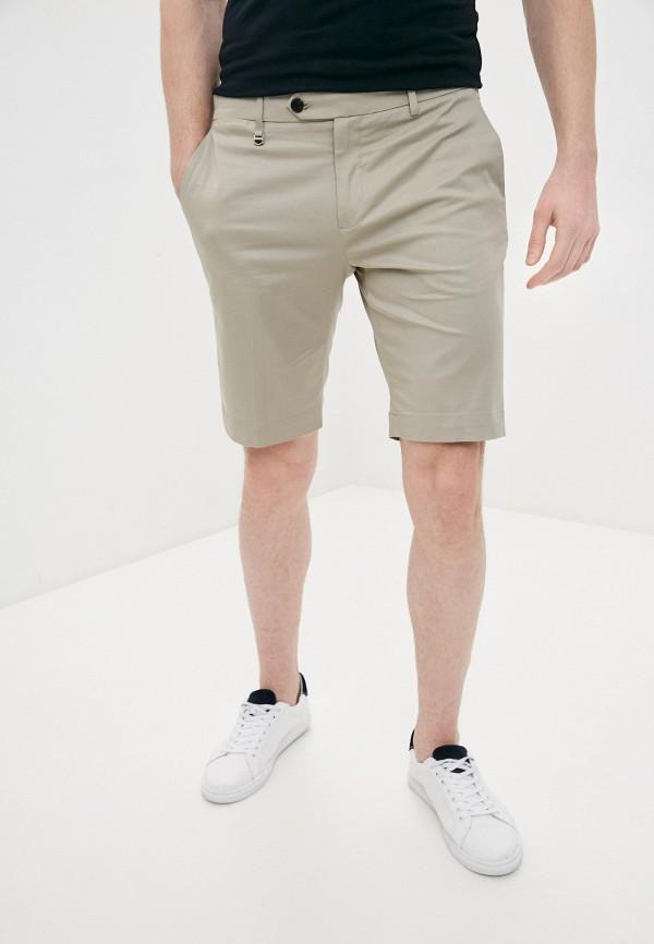 мужские повседневные шорты antony morato, бежевые