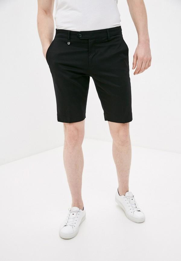 мужские повседневные шорты antony morato, черные