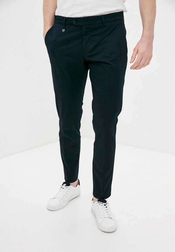 мужские брюки чинос antony morato, синие