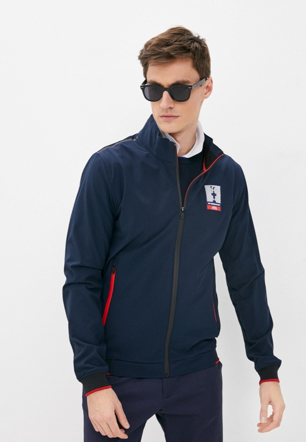 мужская куртка north sails, синяя
