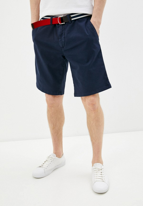мужские повседневные шорты north sails, синие