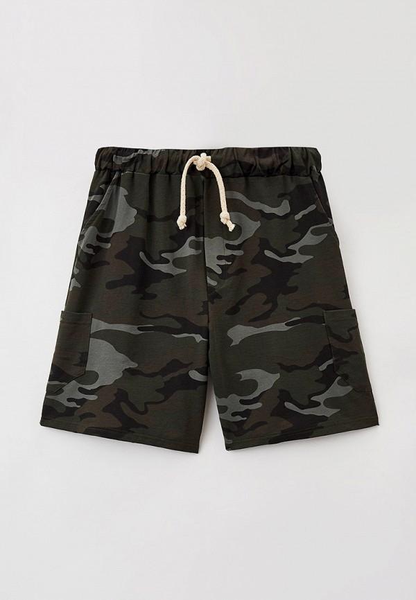 мужские спортивные шорты maxfort, хаки