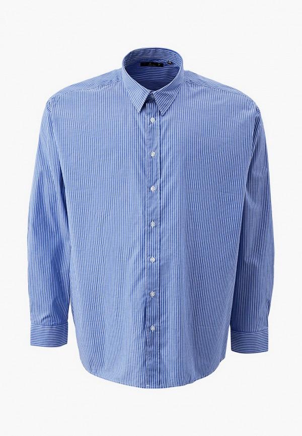 мужская рубашка maxfort, синяя