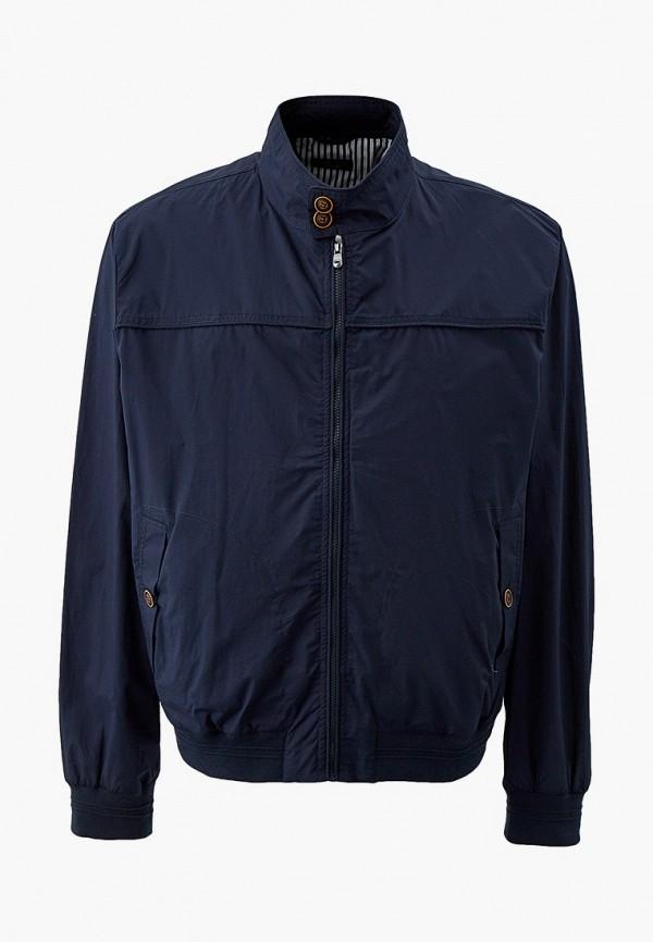 мужская куртка maxfort, синяя