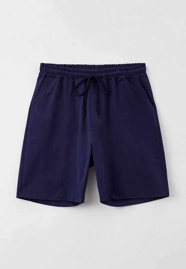 мужские спортивные шорты maxfort, синие