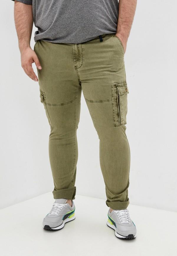мужские брюки карго maxfort, хаки