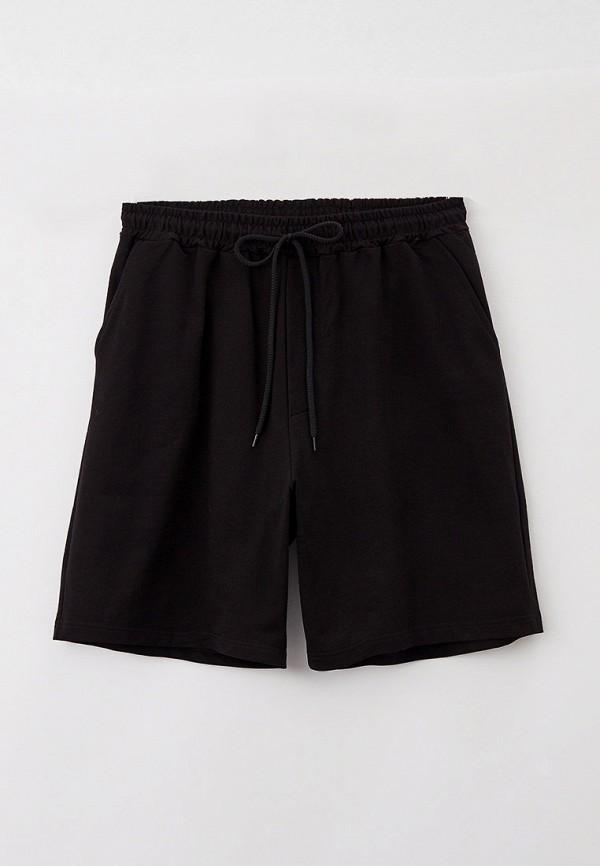 мужские спортивные шорты maxfort, черные