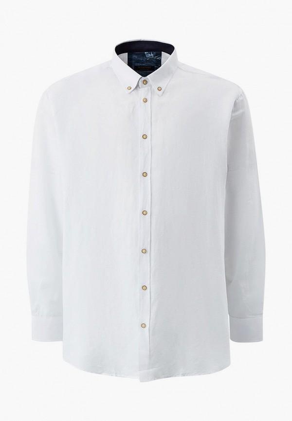 мужская рубашка maxfort, белая