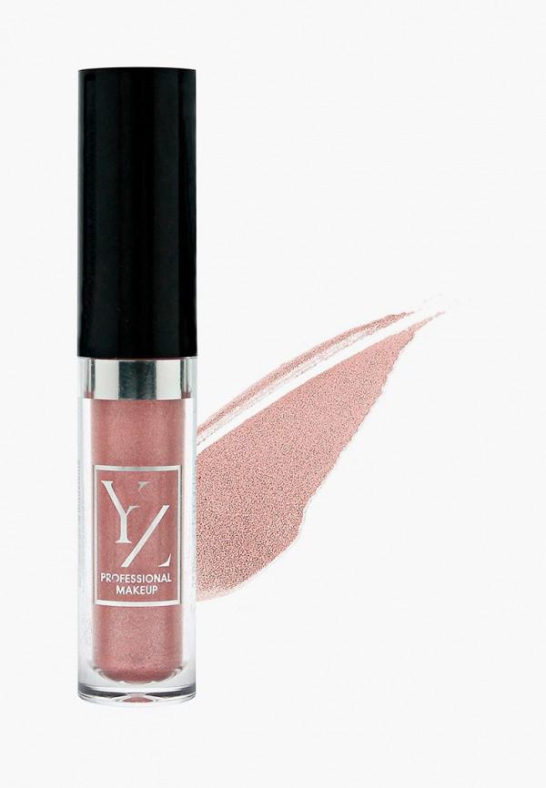женский тени для век yllozure, розовый