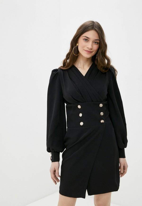 женское платье-пиджаки rene santi, черное