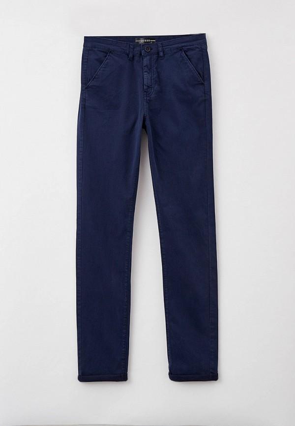 брюки guess для мальчика, синие